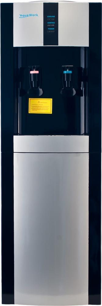 Кулер для воды Aqua Work 16-L/EN черный - 3