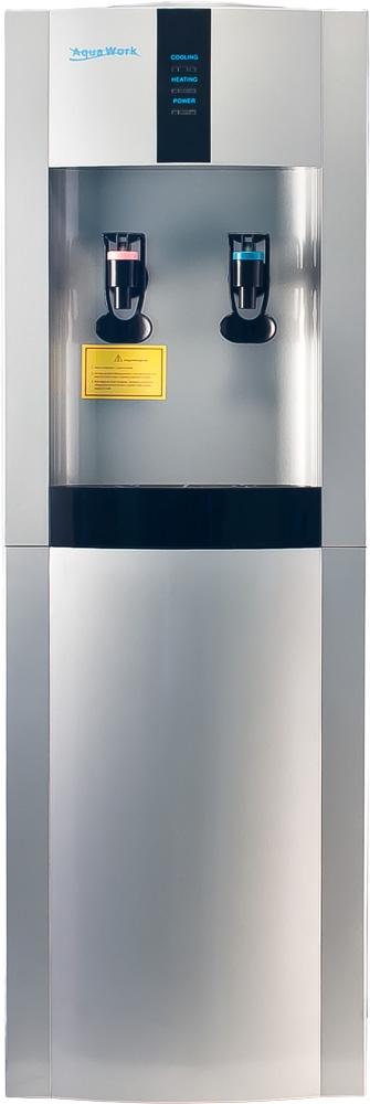Кулер для воды Aqua Work 16-L/EN серебро - 2