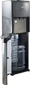 Кулер для воды Aqua Work 1245-S серебристо/черный - 8