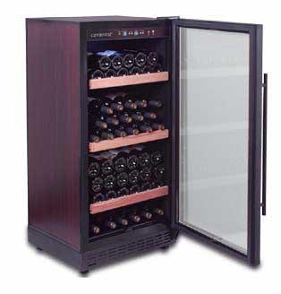 Винный шкаф Cavanova CV080MD