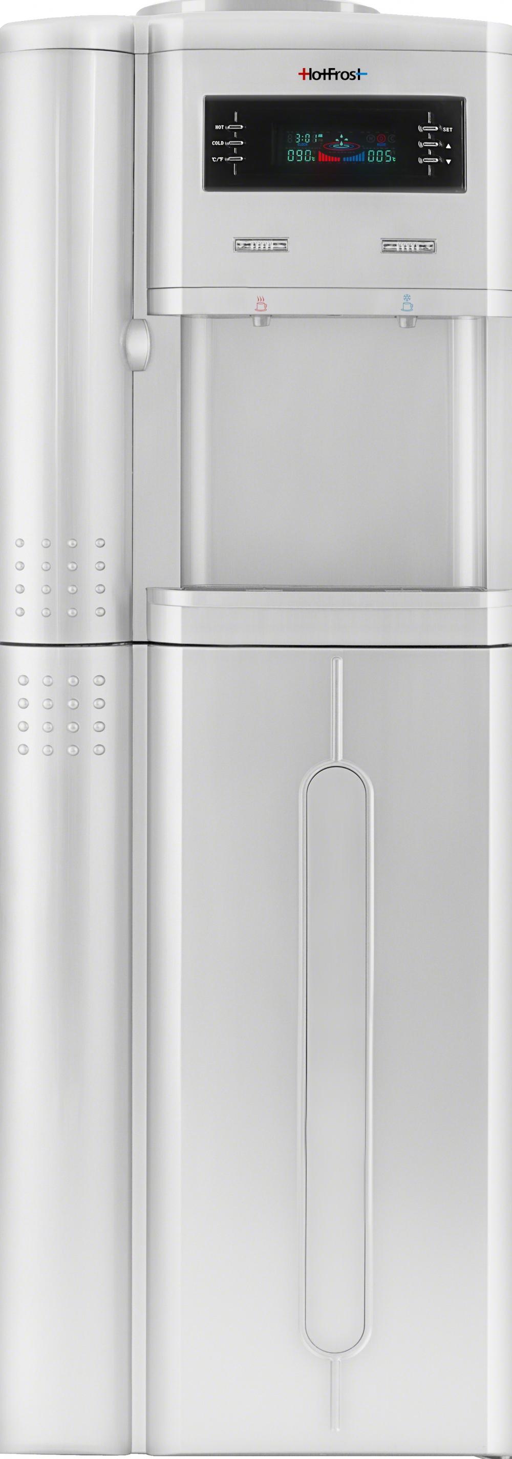 Кулер для воды с холодильником  HotFrost V205BST