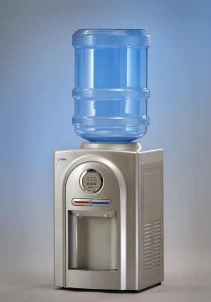 Настольный кулер для воды AEL-130 TC Silver