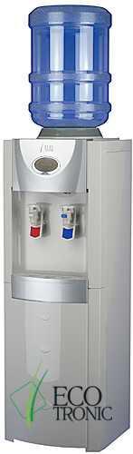 Кулер для воды Ecotronic B3-LM WhiteSilver