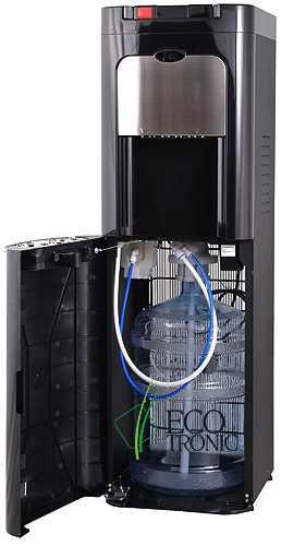 Кулер для воды Ecotronic C8-LX Black