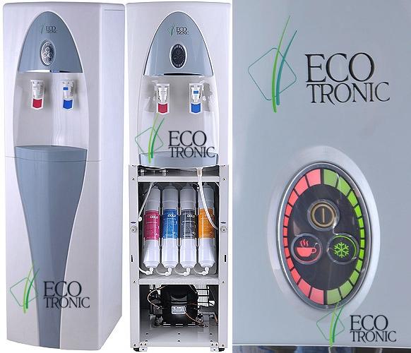 Ecotronic B70-R4L grey (WP-4000)
