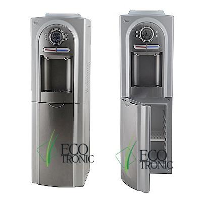 Кулеры для воды напольные на Ecotronic C2-LCPM grey