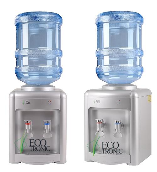 Настольный кулер для воды Ecotronic H2-TE Silver