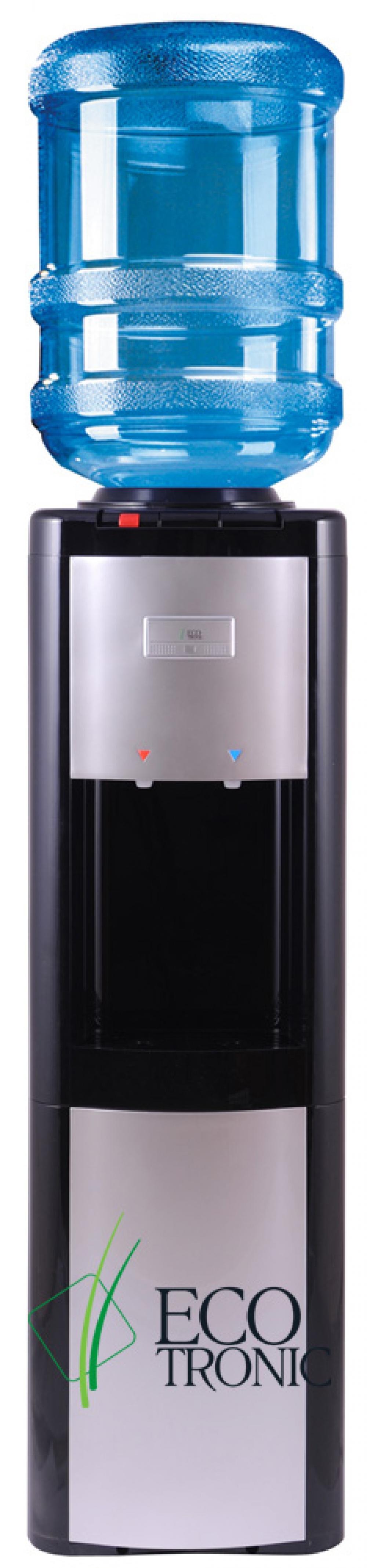 Ecotronic P4-L black/silver