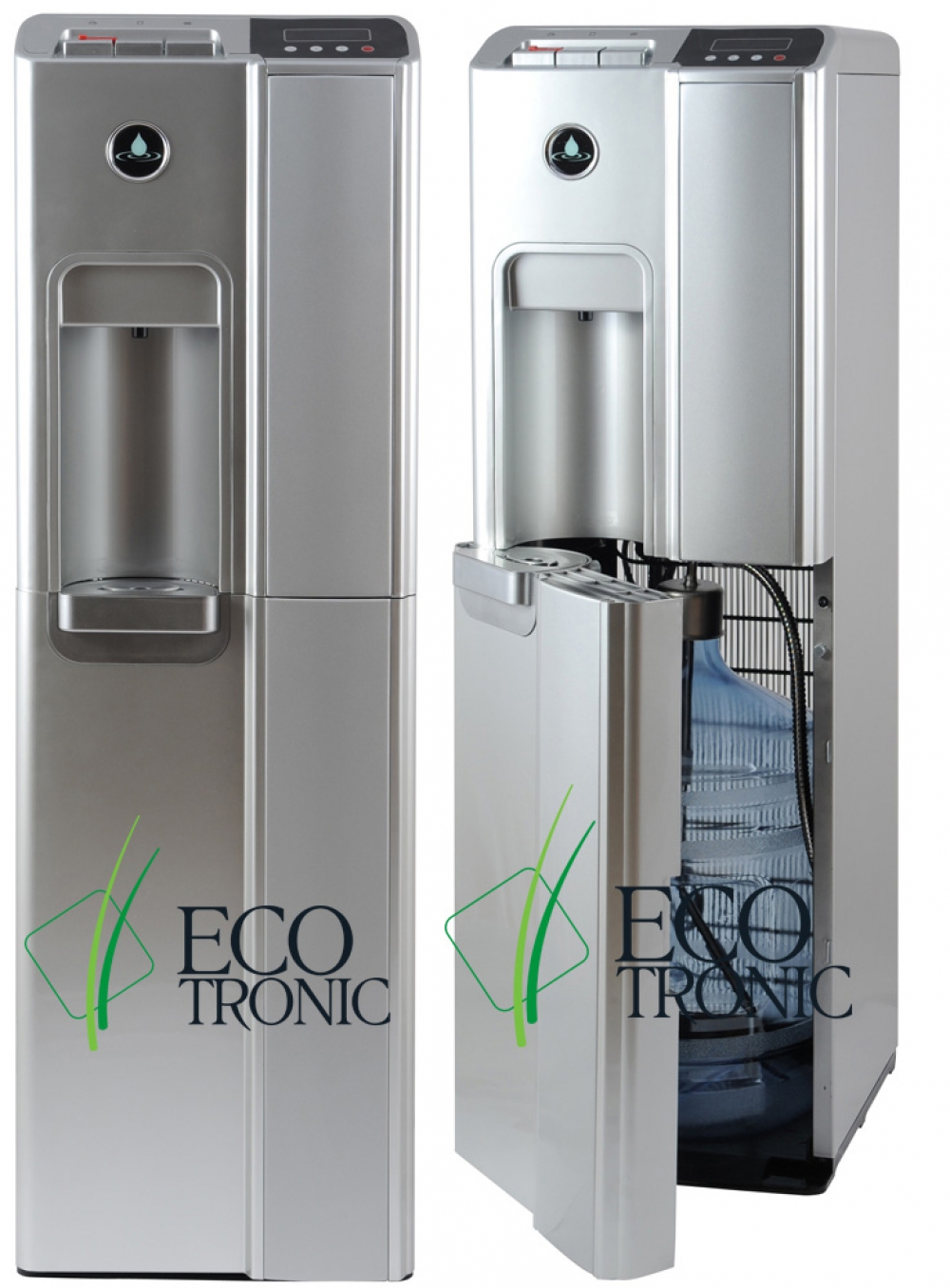 Ecotronic P7-LX silver