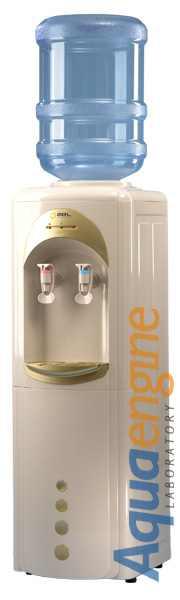 Кулер для воды YLR 2-5-X (16L-C/HL Gold)