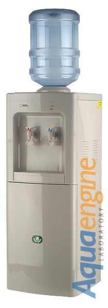 Кулер для воды с холодильником YLR 2-6-X (50L-BC)