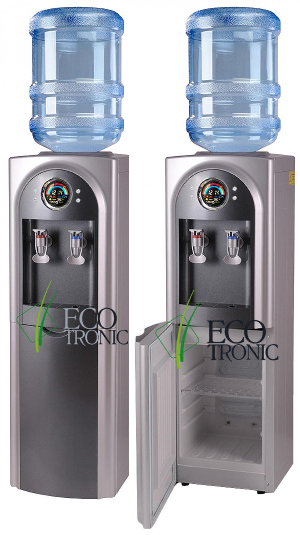Кулер Ecotronic C21-LCPM Grey