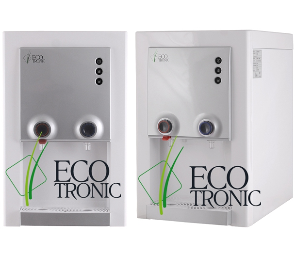Пурифайер Ecotronic B22-U4T silver
