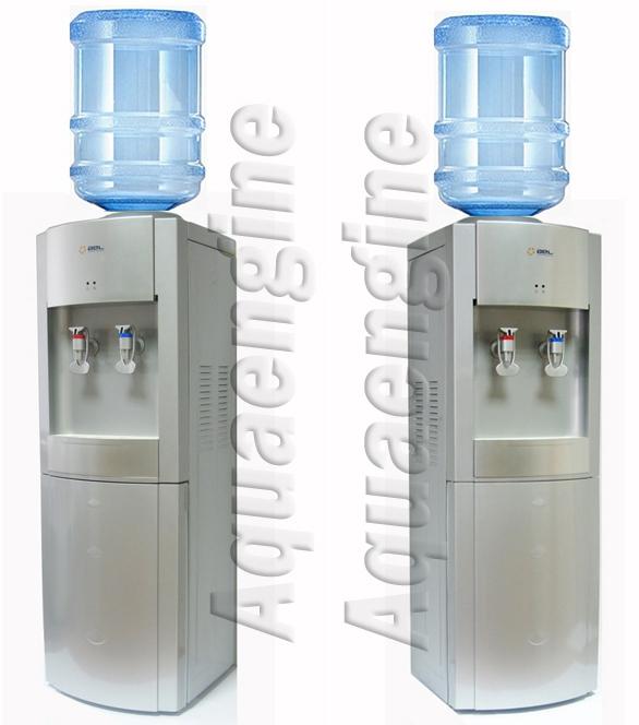 Аппарат для воды (LC-AEL-280B) full silver