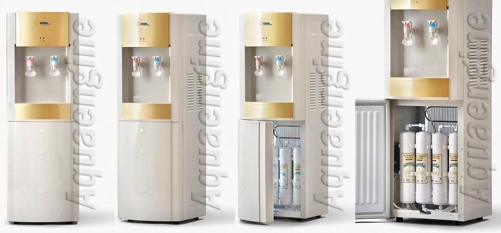 Аппарат для воды (LC-AEL-280S) gold