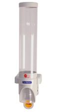 Стаканодержатель CRB-B (886) полуавтомат, на саморезах, 50 стаканов, серый (артикул 3560)