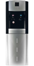 Кулер для воды Aqua Work 21-A серебристо/черный