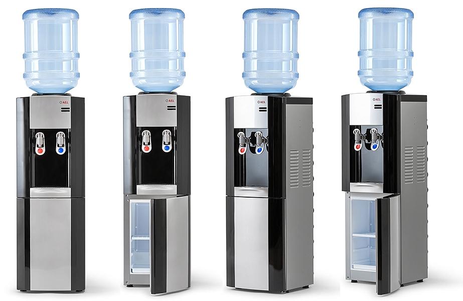 Аппарат для воды (LC-AEL-116B) silver