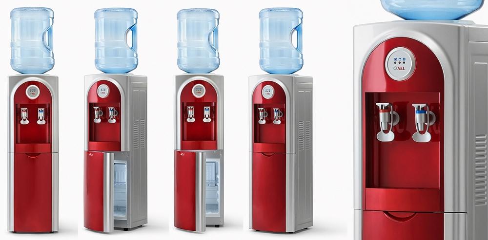 Аппарат для воды (LC-AEL-123B) red