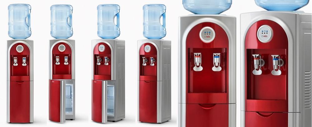 Аппарат для воды (LC-AEL-123C) red