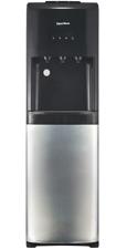 Кулер для воды Aqua Work 1245-S серебристо/черный - 965