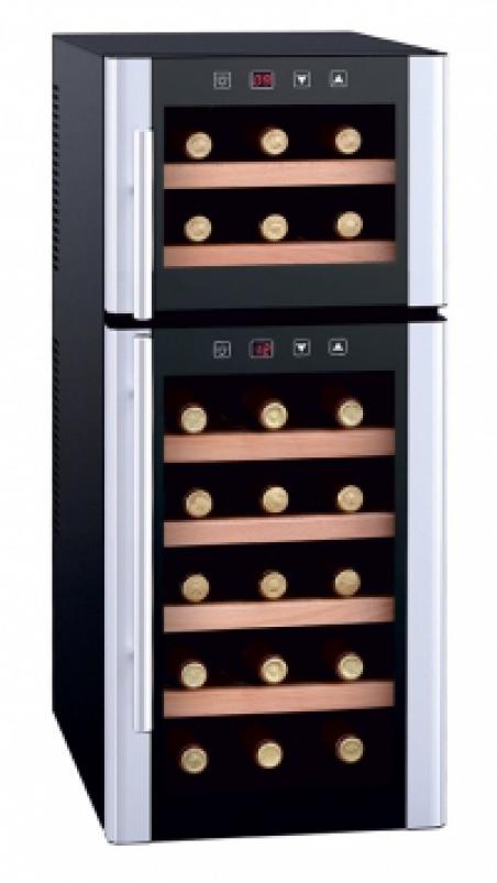 Винный шкаф Cavanova CV021 -2ТNS - 711