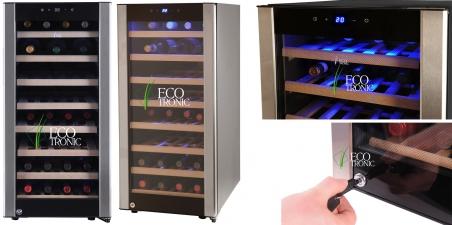 Винный шкаф Ecotronic WCM-38 - 661