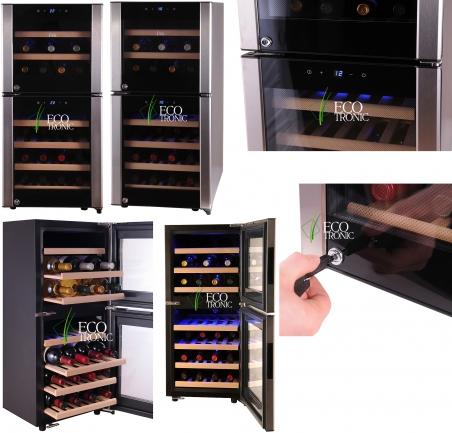 Винный шкаф Ecotronic WCM-33D - 660