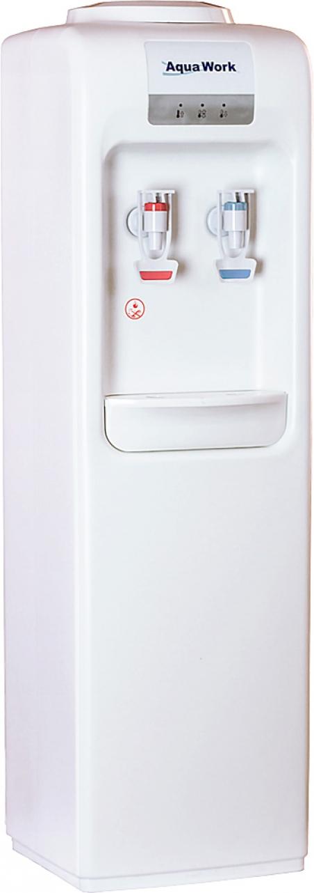 Кулер для воды Aqua Work R828-S белый - 1150