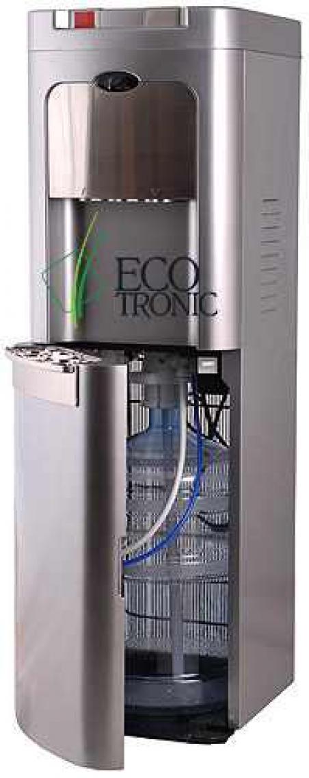 Кулер для воды Ecotronic C8-LX Silver - 6