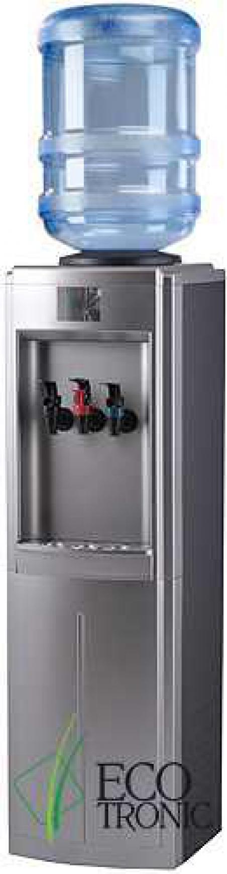 Кулер для воды Ecotronic C9-L silver - 145