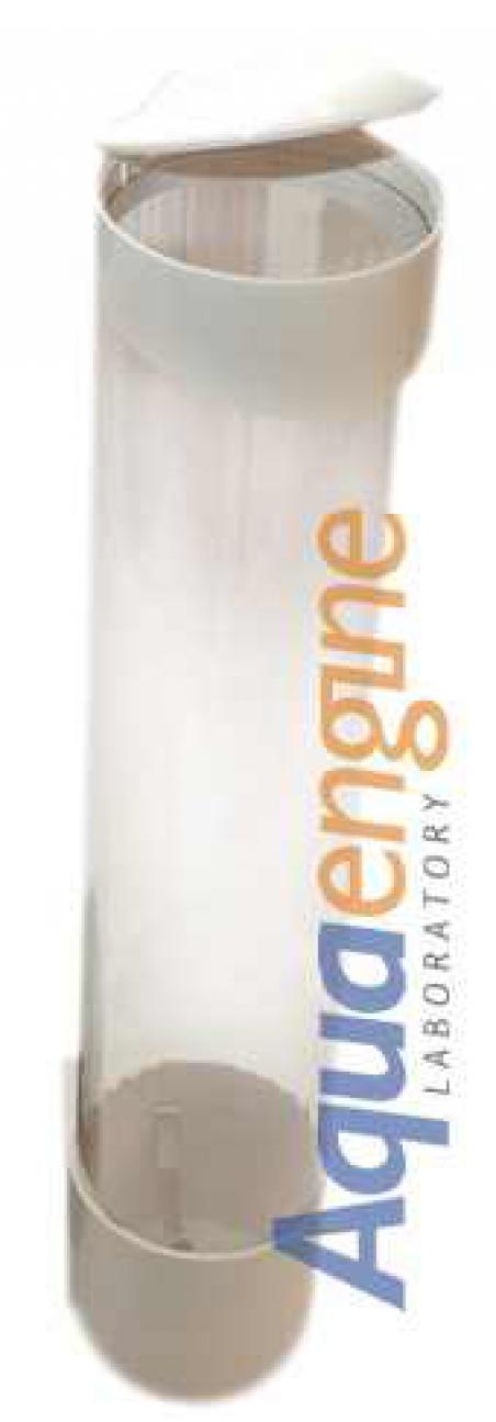 Держатель для стаканов AEL( цвет белый) - 157