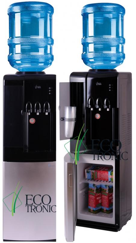 Ecotronic C7-LF black/silver - 583