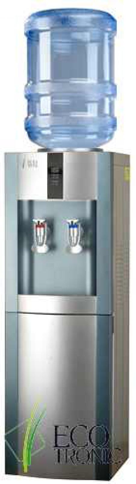 Кулер для воды с холодильником Ecotronic H1-LF - 111