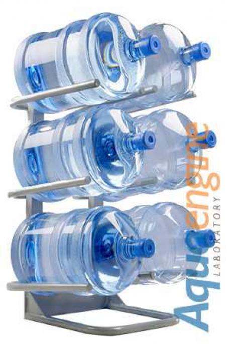 Подставка для 6-ти бутылей воды - 168
