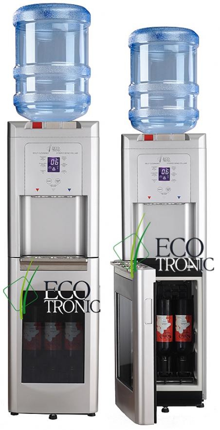 Ecotronic C15-LZ с винным шкафчиком - 522