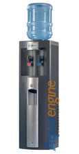 Кулер для воды WD 2202 LD Black-slver - 139