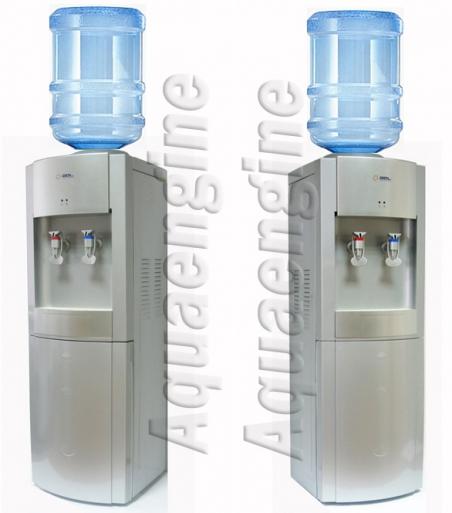 Аппарат для воды (LC-AEL-280B) full silver - 535