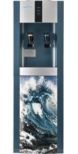 Кулер для воды Aqua Work 16-L/EN Волна дизайнерский - 938