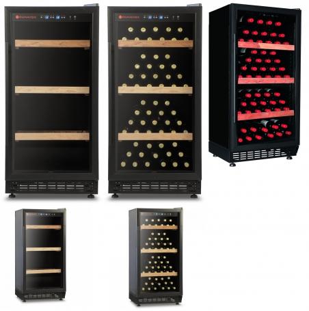 Винный шкаф Dunavox DX-80.188K - 755