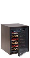 Компрессорный винный шкаф Indel B HT36 High Tech - 1100