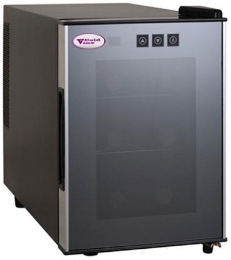 Винный шкаф Cold Vine JC-16BLW - 730