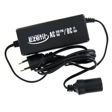 Адаптер питания Ezetil AC 220-240 В / DC 12 В для автохолодильников Indel B TB15, TB18 - 1131