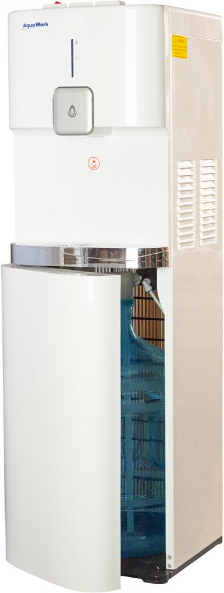 Кулер для воды Aqua Work 1665-S белый - 1153