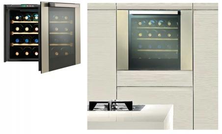 Винный шкаф Indel B BUILT-IN 24 HOME PLUS - 744