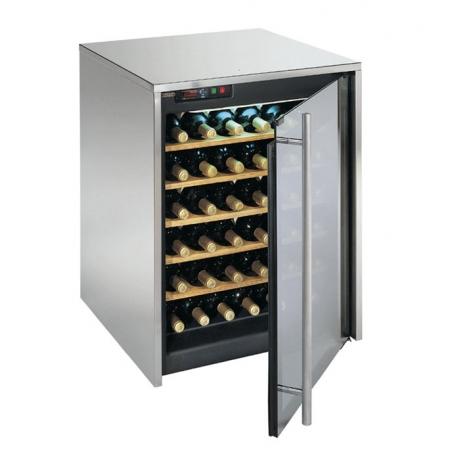 Винный шкаф Indel B INOX - 743