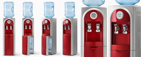 Аппарат для воды (LC-AEL-123C) red - 695