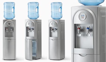 Аппарат для воды (LC-AEL-123C) silver - 696
