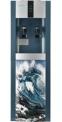 Кулер для воды Aqua Work 16-L/EN Волна дизайнерский